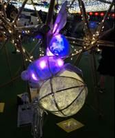 學生綵燈設計展  入圍 作品名稱 月亮的秘密